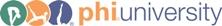 Phi University Logo